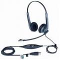 Гарнитура Jabra GN2000 USB CIPC Duo (20001-392)