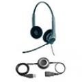 Гарнитура Jabra GN2000 IP OC Duo QD & Link280 (2089-280-09)