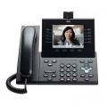 IP телефон Cisco CP-9951-CL-CAM-K9 (с тонкой трубкой)