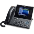 IP телефон Cisco CP-9951-CL-K9 (с тонкой трубкой)