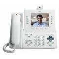 IP телефон Cisco CP-9951-WL-K9= (c камерой и тонкой трубкой)