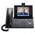 IP телефон Cisco CP-9971-CL-CAM-K9 (с тонкой трубкой)