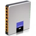 Гигабитный 8- портовый коммутатор (свитч) Linksys Gigabit 8-Port Workgroup Switch (EG008W)