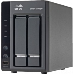Cisco NSS 322 с 4 Тбайт (NSS322D04-K9)