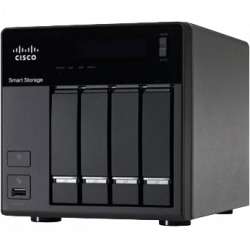 Cisco NSS 324 с 4 Тбайт (NSS324D04-K9)