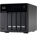 Cisco NSS 324 с 8 Тбайт (NSS324D08-K9)