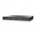 Коммутатор Cisco SG200-50P (SLM2048PT)