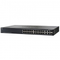 Коммутатор Cisco SB SG300-28 (SRW2024-K9)
