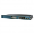 WS-C3560V2-24TS-SD | Коммутатор Cisco Catalyst 3560V2 24 10/100 + 2 SFP + IPB Image + DC Power