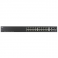 Коммутатор Cisco SB SF300-24PP (SF300-24PP-K9-EU)