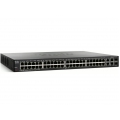 Коммутатор Cisco SB SF300-48P (SRW248G4P-K9-EU)