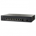 Коммутатор Cisco SB SF302-08MPP (SF302-08MPP-K9-EU)