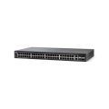 Коммутатор Cisco SB SF350-48-K9 (SF350-48-K9-EU)