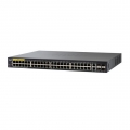 Коммутатор Cisco SB SF350-48P-K9 (SF350-48P-K9-EU)
