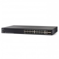 Коммутатор Cisco SB SF550X-24-K9 (SF550X-24-K9-EU)